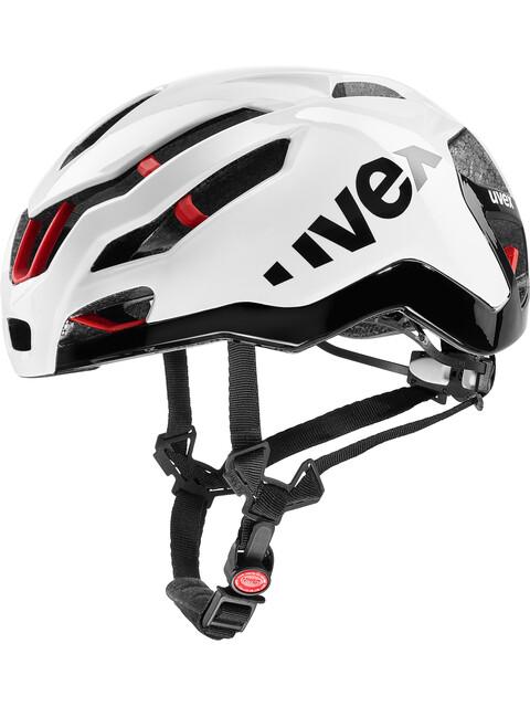 UVEX Race 9 Helmet white